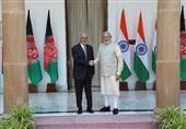 غنی در دیدار با مودی: هیچ تغییری در دولت جدید پاکستان بوجود نیامده است