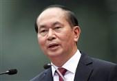 رئیس جمهور ویتنام در 61 سالگی درگذشت