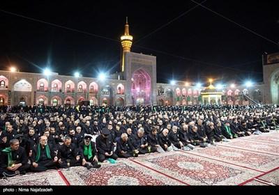 Ashura Evening Mourning Ceremony Observed in Iran's Mashhad