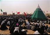 خوزستان| منطقه عملیاتی فکه میزبان عزاداران حسینی+تصاویر