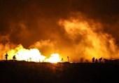 فلسطین|وحشت صهیونیستها از خیزش مردم در کرانه باختری/ جوانان غزه نظامیان اسرائیلی را کلافه کردند