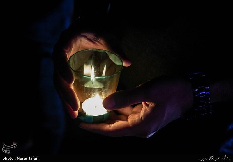 مراسم شام غریبان حضرت سیدالشهدا(ع) در حسینیه سنندج برگزار شد