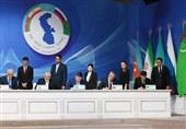 روسیه: توافق دریای خزر ترانزیت کالاهای آمریکا به افغانستان را مختل نمیکند
