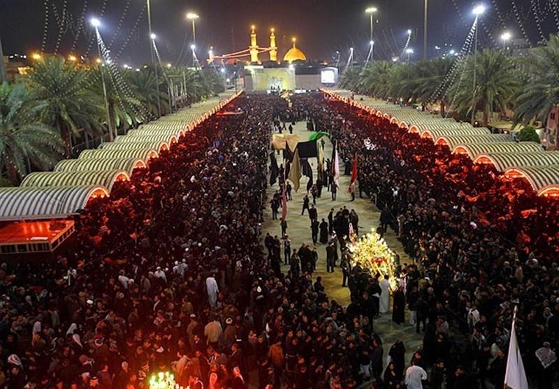 Iraq's Karbala Hosting 10 Million Arbaeen Pilgrims 1397063013421951915451924