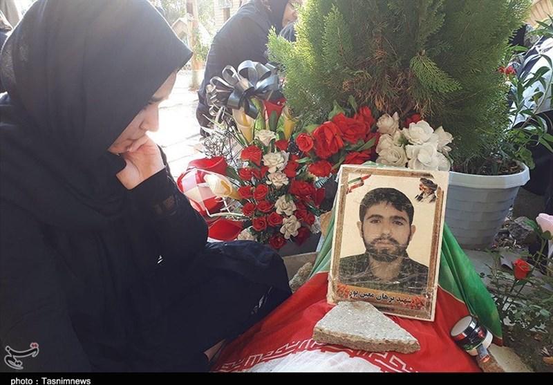 روایتی از خانواده شهید برهان معینپور؛ 3 قلوهایی که پدر را دیگر نخواهند دید