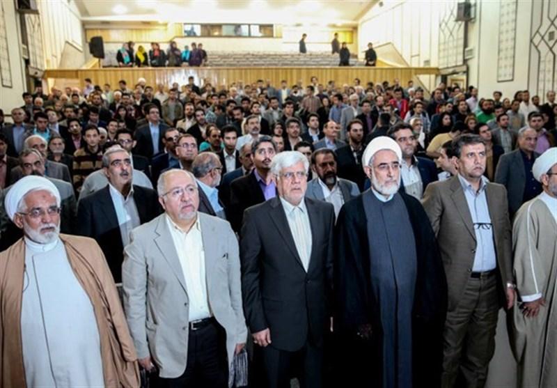 """گزارش: برگزاری کنگره """"اعتماد ملی"""" در غیاب چهرههای شاخص؛ کدام اعضای """"حزب"""" کنگره را تحریم کردند؟ + جدول"""