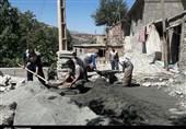 """کردستان  پای حرف مردم؛ لبخند رضایت مردم """"اورامان"""" از خدمات بیمنت سپاه و جهادگران+تصاویر"""
