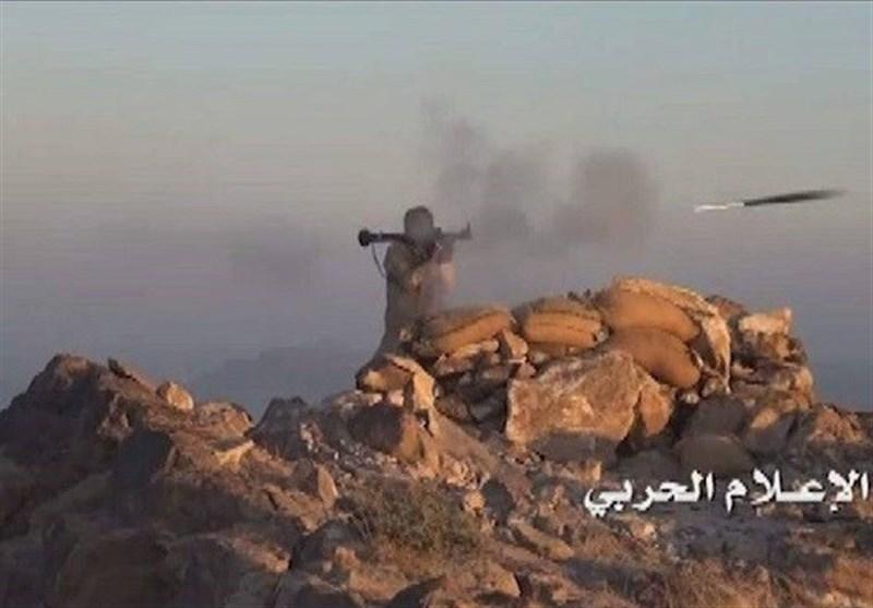ارتش یمن حملات گسترده متجاوزان سعودی را دفع کرد