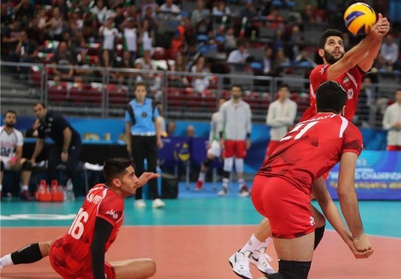 سقوط-تیم-والیبال-ایران-به-رتبه-سوم-گروه-G-