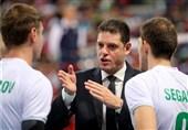 سرمربی تیم ملی والیبال بلغارستان برکنار شد