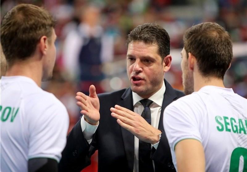 We Believed We Could Beat Iran, Bulgaria Coach Konstantinov Says