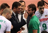 گزارش خبرنگار اعزامی تسنیم از بلغارستان| سالپاروف: شایسته پیروزی مقابل ایران بودیم/ معروف یکی از بهترین پاسورهای جهان است