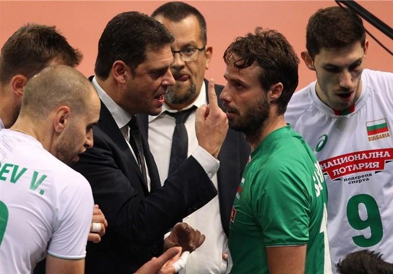 گزارش خبرنگار اعزامی تسنیم از بلغارستان  سالپاروف: شایسته پیروزی مقابل ایران بودیم/ معروف یکی از بهترین پاسورهای جهان است