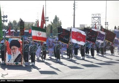 İran'da Askeri Geçiş Töreni