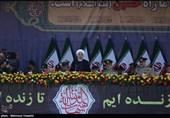 روحانی: ندرک الیوم من الغضب الامریکی أهمیة صواریخنا أکثر من السابق