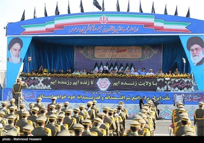 Iran Marks Sacred Defense Week with Military Parades