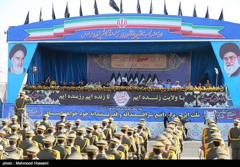 Iran Marks Sacred Defense Week with Military Parades (+Video)