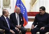 چاووش اوغلو در دیدار با مادورو: ترکیه در هر شرایطی کنار ونزوئلا است/ افزایش همکاریها در حوزه انرژی و طلا
