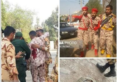 İran'da Askeri Geçiş Törenine Terör Saldırısı