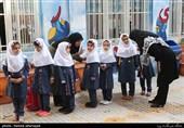 دبستان دخترانه کلاس اولی ها سال تحصیلی جدید