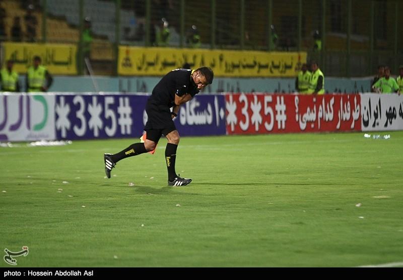 طالقانی: درگیری هواداران فقط برای خوزستان نیست و در تهران، تبریز و شمال هم رخ میدهد/ هواداران در ورزشگاه تختی مشکلی برای ورود به زمین ندارند!