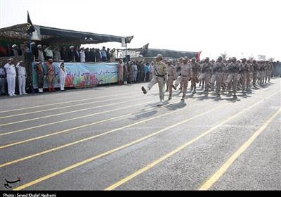 10 شهداء و21 جریحاً من قوات حرس الثورة الاسلامیة اثر الهجوم الارهابی فی اهواز