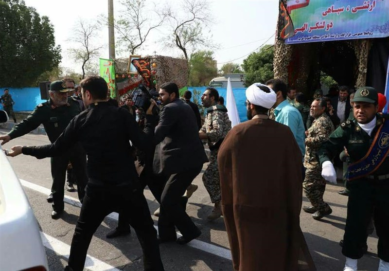 At Least 12 People Killed in Terrorist Attack on Parades in Ahvaz, Southwestern Iran