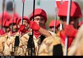 اقتدار نیروهای مسلح در اصفهان به نمایش گذاشته شد + تصاویر