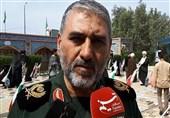 حادثه تروریستی اهواز به روایت فرمانده سپاه استان خوزستان+فیلم
