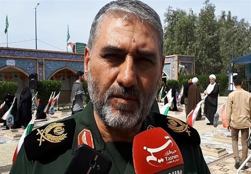 حادثه تروریستی اهواز بهروایت فرمانده سپاه استان خوزستان+فیلم