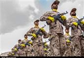 رژه اقتدار و آمادگی نیروهای مسلح استان کردستان به روایت تصویر