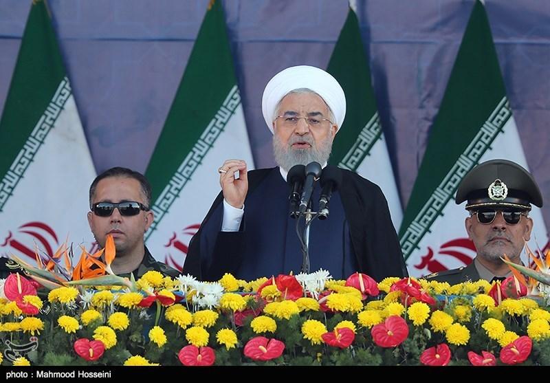 Commemorative Military Parade Held in Tehran