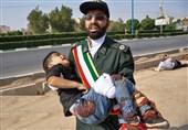 پدر شهید خردسال حادثه تروریستی اهواز: پسرم را جلوی چشمم کشتند