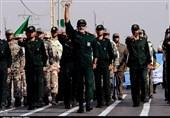 خوزستان رژه نیروهای مسلح در بندرماهشهر به روایت تصویر