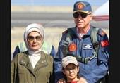 اردوغان: 65 درصد نیازهای نظامی خود را تولید میکنیم