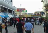 حاشیه دیدار نساجی - استقلال| ظرفیت ورزشگاه وطنی تکمیل شد!