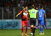 لیگ برتر فوتبال|تساوی یک نیمهای نساجی و استقلال