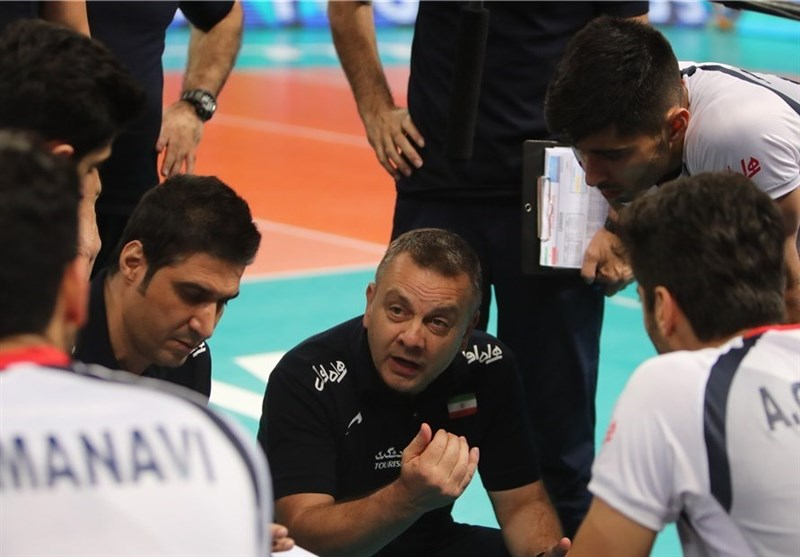 We Are Disappointed: Iran Head Coach Igor Kolakovic