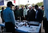 خوزستان| نمایشگاه بزرگ هفته دفاع مقدس در دزفول افتتاح شد + تصاویر