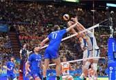 گزارش خبرنگار اعزامی تسنیم از بلغارستان|روسیه نخستین شکست ایتالیا را رقم زد/ ایران از صعود باز ماند