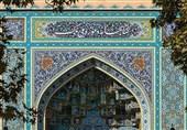 """پرده نقاشی """"واقعه عاشورا"""" در موزه ملک به نمایش درآمد +عکس"""