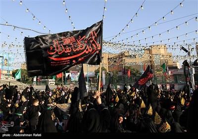 تجمع رهروان زینبی در همدان