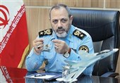 Range of Iran Air Force Drones to Rise to above 1,000 km