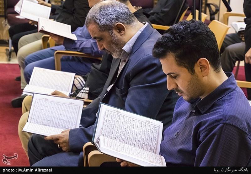 تلاوت جزء دهم قرآن با صدای «سبزعلی و منشاوی»