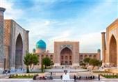 افزایش 2 برابری سفر گردشگران خارجی به ازبکستان