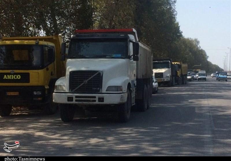 توزیع لاستیک 2.1 میلیون تومانی برای کامیونداران آغاز شد