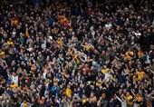 فوتبال جهان| رفتن به ورزشگاه برای تماشای چیزی جز مسابقه فوتبال! + عکس