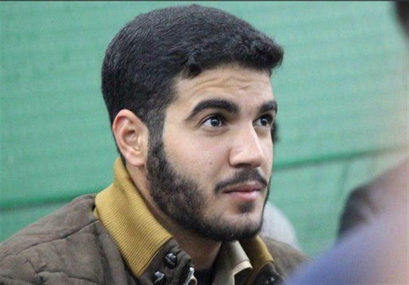 شهید حادثه تروریستی اهواز که از شهادت خود خبر داده بود + فیلم