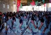 حال و هوای عاشورایی رزمندگان اسلام در دفاع مقدس + فیلم