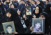 اجرای طرح نهضت دیدار با خانواده 3 هزار شهید استان زنجان